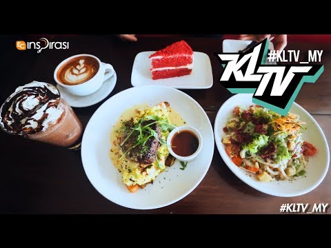 #KLTV_MY: KL Spot - Upstairs Cafe.