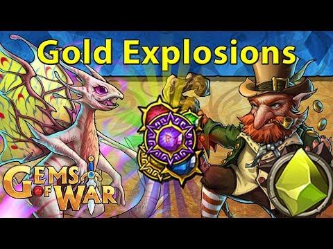 Gems of War: Event Objectives | Four Leaf Clover