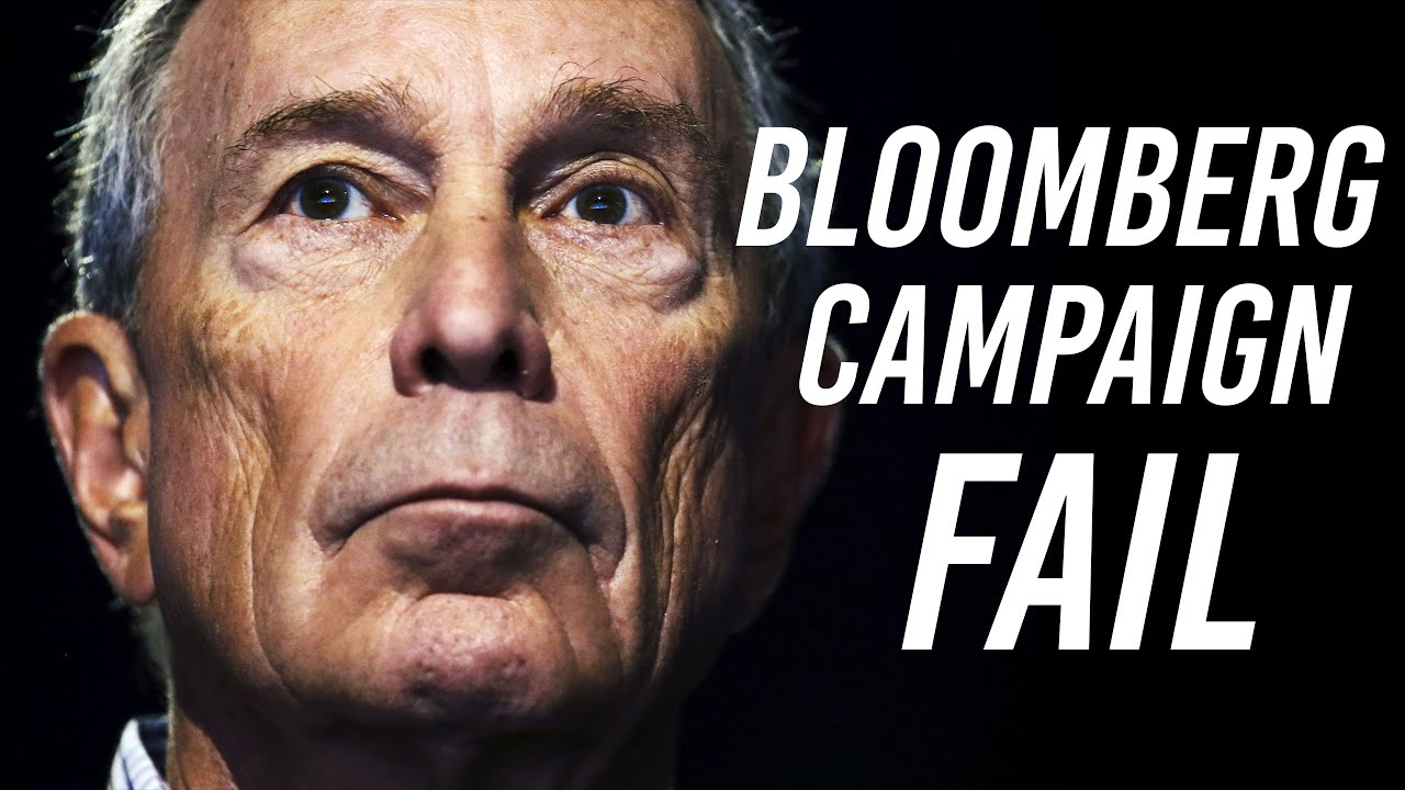 The Real Reason Why Michael Bloomberg's Presidential Campaign Will Fail - Larry Elder Show