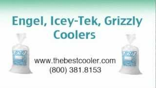 Engel, Icey-tek, Grizzly Coolers
