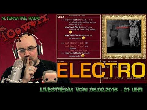 """""""DER ROTE KAISER ÜBER DEN BERGEN"""" - Alternative Radio - Electro (08. Februar 2018)"""