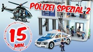 ⭕ PLAYMOBIL POLIZEI SPECIAL - Spielzeug ausgepackt & angespielt - Pandido TV