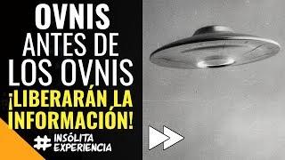 ENIGMAS I OVNIS antes de los Ovnis; Prometen liberar información OVNI en Estados Unidos