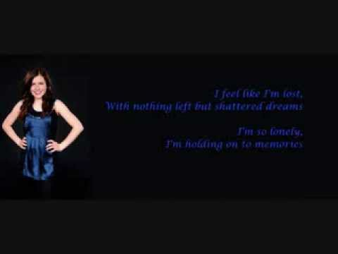 Amy Diamond  - Another day karaoke (lyrics on screen)