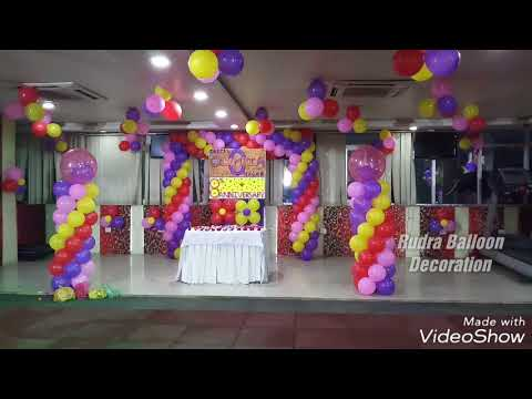 Olympia Fitness Zone Branch Indra Nager. Decorated By Rudra Balloon Decoration. Event Management