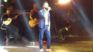 TARKAN \Hatasız Kul Olmaz\ - ORIGINAL RECORDING   Live @ Harbiye, Istanbul - August 2012