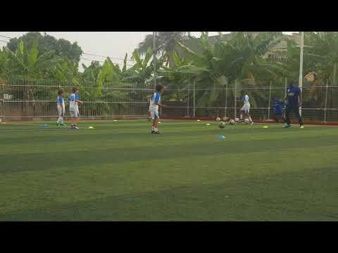 Astros football academy training Ghana 141