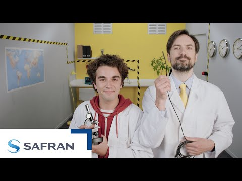 EP19: Just what is Non-Destructive Testing in aeronautics? GB | Safran