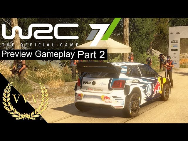 WRC 7 Preview 2