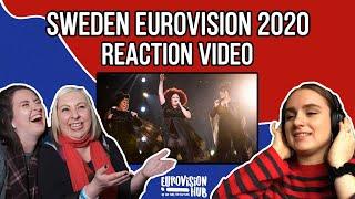 Sweden | Eurovision 2020 Reaction | The Mamas - Move