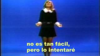 TO SIR WITH LOVE (traducida) - LULU