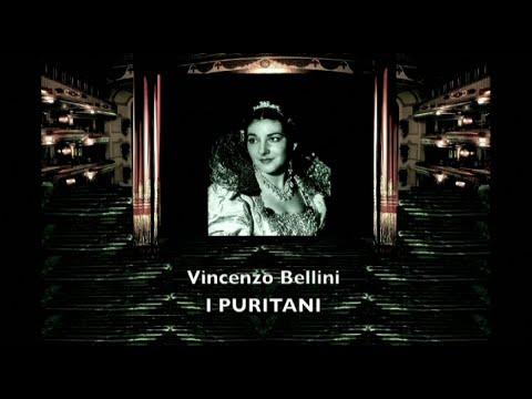 MARIA CALLAS Bellini I PURITANI  Studio 1953 integrale
