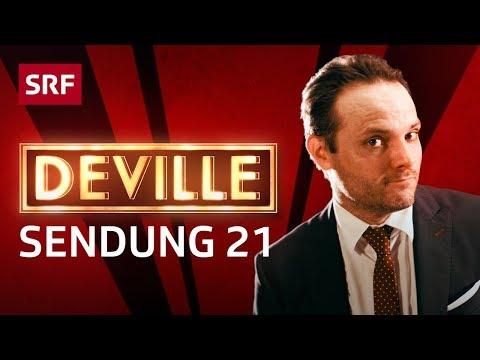 Ist denn schon wieder Grüselsaison? - Folge 21 - #deville
