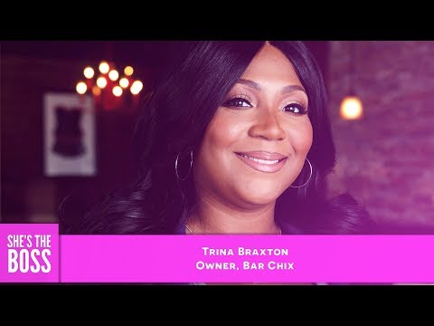 Trina Braxton On Challenges Of Being A Woman In The Restaurant Industry | She's The Boss S4E6
