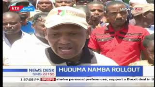 Pilot programme Huduma Number Rollout starts today in 15 in counties