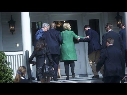 Is the media downplaying Hillary health concerns? – FishTank
