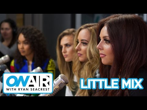 Little Mix Love Me Like You Acoustic  On Air with Ryan Seacrest