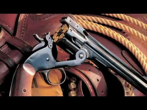 Uberti 1870 Top Break Cartridge Revolver