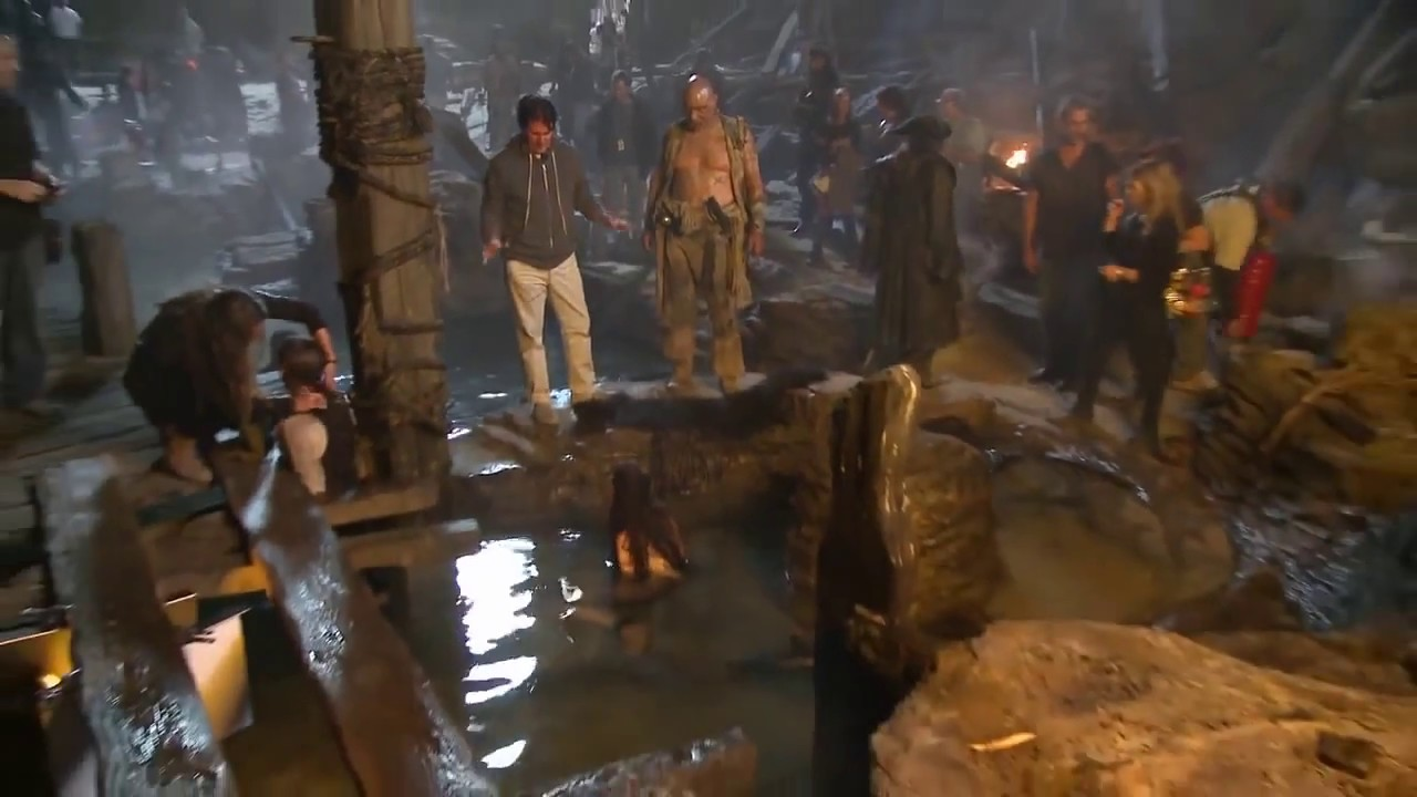 """Download Pirates of the Caribbean On Stranger Tides - """"Creating the Mermaids"""" HD"""
