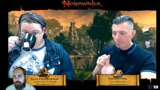 Neverwinter - State of the Game 1/30/2018 - With Commentary