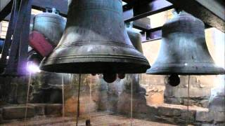 scary bell tolling - sound effect