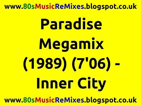 The Paradise Megamix - Inner City | Alan Coulthard | 80s Megamix | 80s Megamix Dance | 80s Dance Mix
