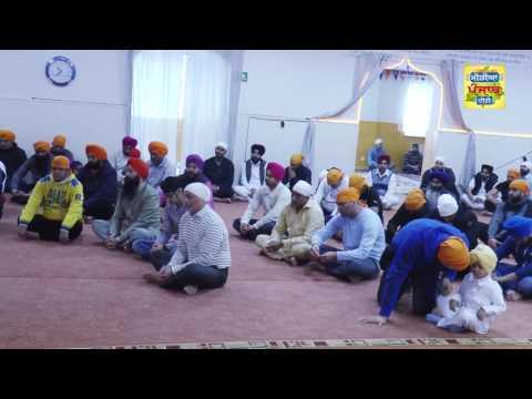 Khalsa Sajna Diwas Vaisakhi Leipzig Germany 160417 Part -1