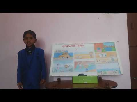 Nachiket Video Series-2:Story telling Competition in LKG - 1st Prize