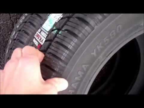 215 55r16 Tires >> YOKOHAMA YK580 215/55R16 TIRES; 2012 MAZDA 3 upgrade from Toyos - YouTube