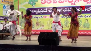 Telugu Village Folk dance and songs