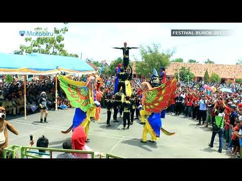 KEMBANG KILARAS - BUROK MJM - FESTIVAL BUROK 2017