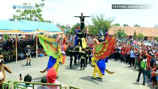 Download video KEMBANG KILARAS - BUROK MJM - FESTIVAL BUROK 2017