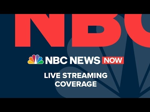 Live: NBC News NOW – March 2