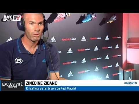 Luis Attaque / Zidane agacé par une question sur l'équipe de France - 15/09