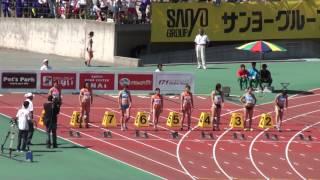 2017布勢スプリント 2017/06/04 コカ・コーラ ウェストスポーツパーク ...