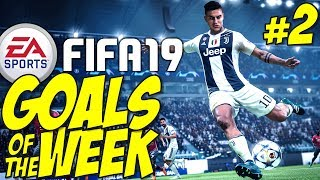 FIFA 19 - Top 10 Goals of the Week #2