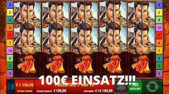 Online Casino auf 100€ Einsatz! ULTRA JACKPOT GEKNACKT!!