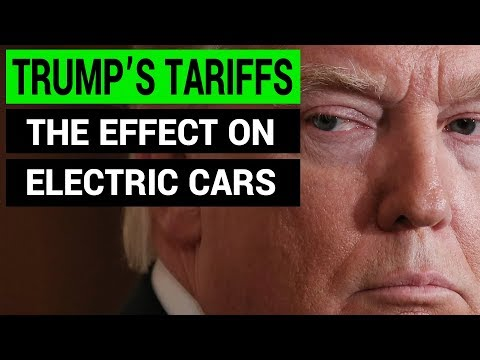 What Trump's Tariff Will Do for Tesla & Electric Cars