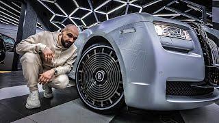 Тачка на прокачку: Rolls-Royce Syndicate Edition