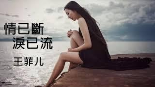 《情已断泪已流》演唱 : 王菲儿 thumbnail