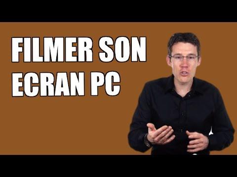Filmer son écran PC en HD : logiciels pour filmer son écran d'ordinateur sur PC / capture vidéo