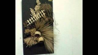 Kuru bitki düzenleme sanatı