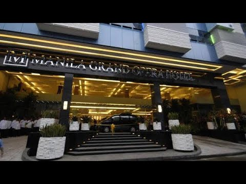 Manila Grand Opera Hotel International House Of Skooch Youtube
