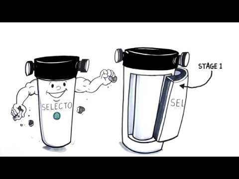 Selecto Water Filtration Technology