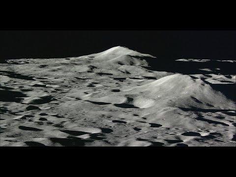 THE MOON LIVE! Large Telescope 3-23-18