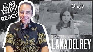Baixar React: Lana Del Rey - Mariners Apartment Complex | Colornicornio