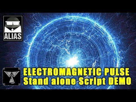Скрипт электромагнитного импульса (EMP)