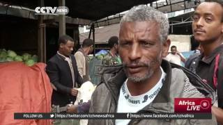 CCTV :Ethiopia's New Year Sees Hike In Prices Of Basic Commodities