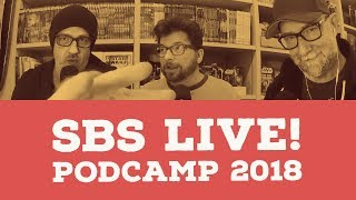 Sträter Bender Streberg – Live!! Podcamp 2018