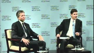 Technology and Global Growth: A Conversation with Bill McDermott